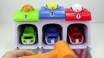 Pata patrulla monstruos y monstruo coche coches garaje Mejor aprendizaje colores vídeo para Niños
