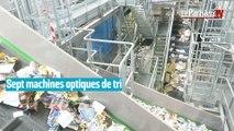 Seine-et-Marne : le nouveau centre de tri des déchets nous ouvre ses portes