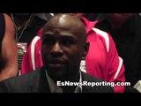 Floyd Mayweather Talks Stuart Scott NBA Star Kevin Durant Canelo Alvarez Miguel Cotto boxing