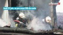 Aulnay : un mort et cinq blessés dans l'incendie d'un logement