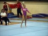 Gymnastics Championships Floor Dorina Böczögő