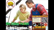 Pre purchase Car inspection Dallas Mobile used vehicle buying evaluation mechanic review