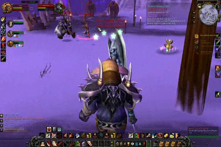 Milt Small Group- Gnome Warrior -Illidan Server -World of Warcraft Spring 2005