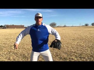 Baseball Outfield - Throwing Mechanics