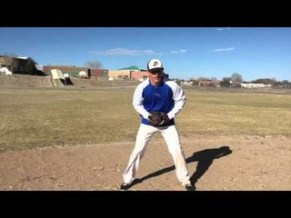 Baseball Infield - Tips - Rounding the Baseball