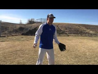 Baseball Throwing - Drills - Progression