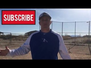 Baseball Hitting - Mechanics - Staying Back
