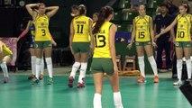Sheilla Castro, a gorgeous Brazilian volleyball player