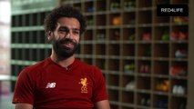Mohamed Salah: The First  LFC Interview
