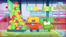 Om Nom Stories: Video Blog Shopping (Cut the Rope)