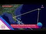 El triángulo de las Bermudas o triángulo del Diablo: Caso sin respuesta | Sale el Sol