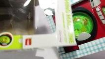 Et par par amusement amusement enfants rose récréation examen jouet déballage la lessive Machine casdon |