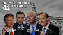 Senate Republicans roll out their alternative to Obamacare
