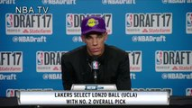 Lonzo Ball Talks Lakers Shoes and Big Baller Brand