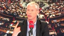 """Franck Riester : """"Si on continue comme avant, nous serons comme le PS en 2022"""""""