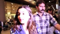 Cute Bollywood Actress Alia Bhatt Oops Moment At Airport - Caught on Camera - Full HD Video