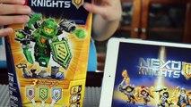 Construire chevaliers Vitesse ultime Lego nexo 70332 aaron lego