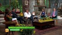 Ernesto Laguardia se une a la familia Azteca | Ventaneando