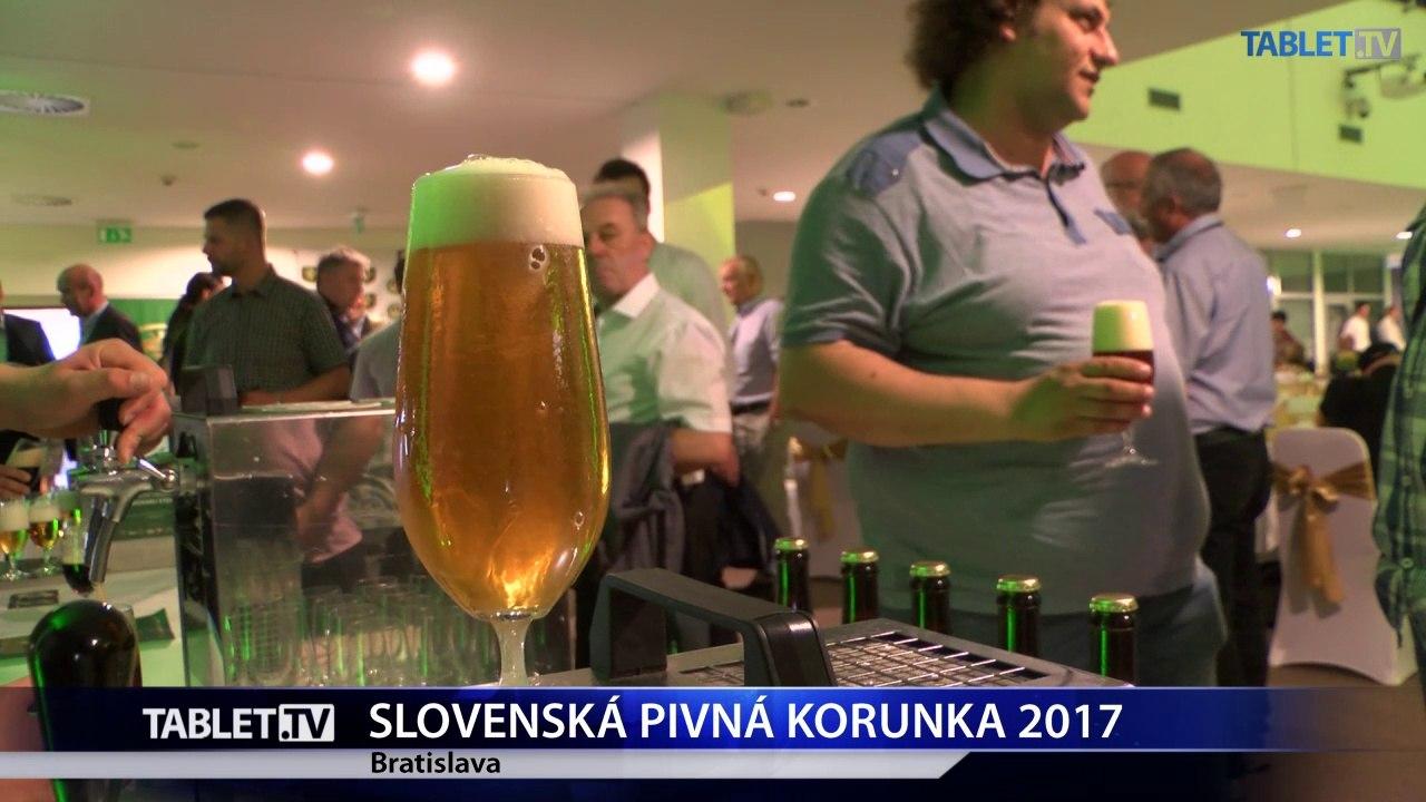 Poznáme mená víťazných pív v súťaži Slovenská pivná korunka 2017