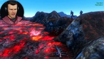VOLCANO BATTLES!! GIANT CYCLOPS ATTACK?! ULTIMATE BATTLES Ultimate Epic Battle Simulator