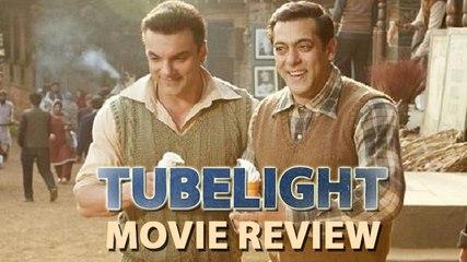 Tubelight Movie Review   Salman Khan   Sohail Khan