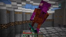 Minecraft CAVE MOBS MOD / FIGHT AND DEFEAT EVIL MONSTERS