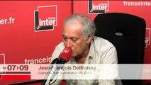 """Jean-François Delfraissy sur la PrEP """"Vous savez que vous allez prendre des risques, et vous prenez ces médicaments pour éviter d'être contaminé."""""""