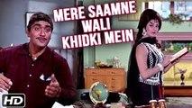 Mere Samne Wali Khidki Mein (HD) | Padosan Songs | Kishore Kumar Hit Songs | R. D. Burman Hits
