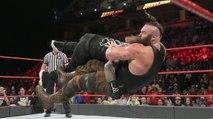 Roman Reigns vs Braun Strowman - Braun Strowman vs Roman Reigns Full Match 2017 Fastlane - WWE