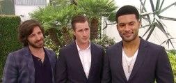 Eoin Macken, Brendan Fehr & JR Lemon Talk TC, Drew & Kenny's 'Night Shift' Story Arcs