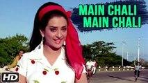 Main Chali (HD) | Padosan Songs | Lata Mangeshkar | Asha Bhosle | Asha Lata Hits | Saira Banu