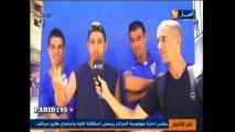 Reportage sur l'attachement de Matoub à la JS Kabylie