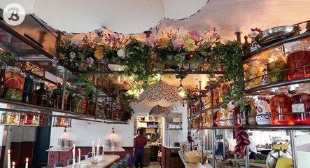 Pink Mamma, le restaurant italien sur 4 étages