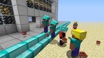 ZENGİN VS FAKİR HAYATI #8 Minecraft