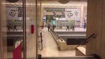 Acte terroriste à la gare centrale : un témoin a enregistré la deuxième explosion
