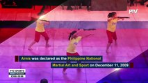 #WTFACTS  Arnis: Phillipine National Martial Art and Sport