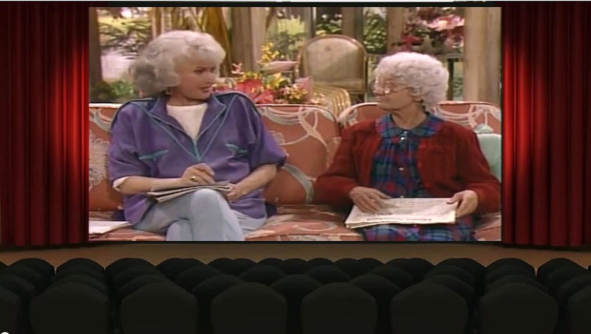 The Golden Girls - S 5 E 25 - The Presidents Coming! The Presidents Coming! (1)