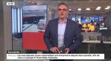 EN DIRECT - Les images incroyables du bus accidenté sous le pont Alexandre III à Paris - 4 blessés dont 1 grave