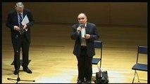 Handicap et numérique en bibliothèques - Retour sur la journée par Vincent  Michel, Président de la Fédération des Aveugles de France
