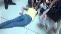 17 Yaşındaki Genç Kız Avm'de İntihar Etti