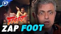 Zap Foot : Mourinho attend CR7, Balotelli fight, Ronaldinho Hand Spinner