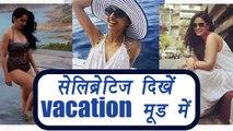 Bollywood Celebs vacationing in Style, स्टाइल से छुट्टी मानते दिखे सेलिब्रेटिज़ | Boldsky