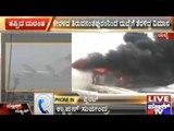 Dubai: Trivandrum-Dubai Emirates Flight Catches Fire During Landing