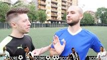 Champions League FINAL CHALLENGE JUVENTUS VS REAL MADRID