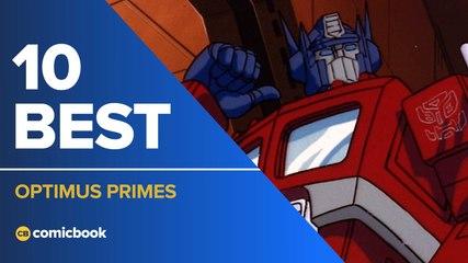 10 Best Optimus Primes