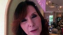 Denise Fabre à la maison de retraite l'émeraude