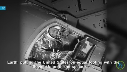 Celebrity Health: War Hero, Astronaut And Senator John Glenn Dies of Stroke