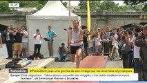 """Journée de l'olympisme : """"L'engouement populaire n'était pas forcement au rendez-vous"""""""