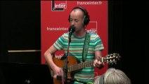 Humour noir et bandérilles - La chanson de Frédéric Fromet