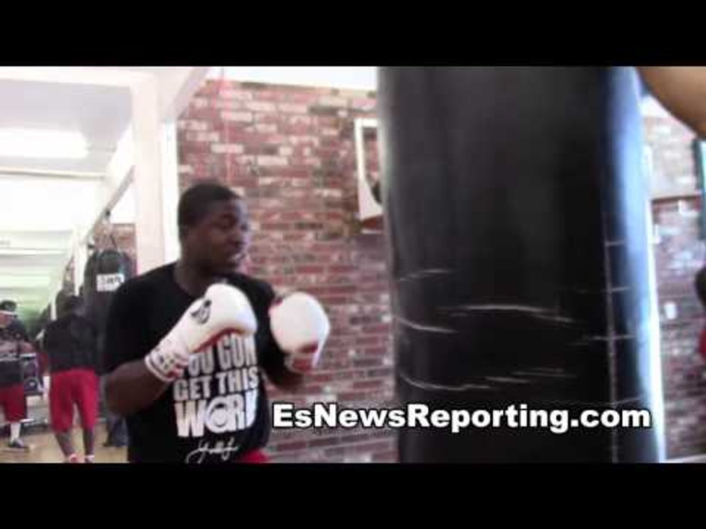 andre berto on sparring andre ward EsNews